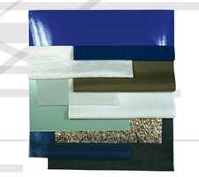 Trend med metall som inspirasjon - i rette linjer og hardere materialer.