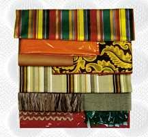 Trend med plast inspirasjon - intensere farger fra eksotiske strøk i nye materialer.