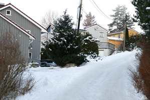 <b>HELE ÅRET:</b> Fargene skal også kle huset i måneder med nakne trær, skitten snø og grå himmel. (Foto: Bjørg Ownren/ifi.no)