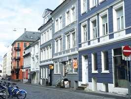 Neumannsgate i Bergen nå.