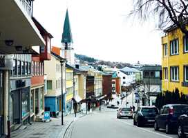 Storgata i Molde.