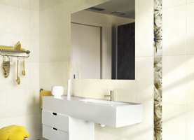 Gulvfliser kan fint benyttes på vegg, men veggfliser kan ikke benyttes på gulv.