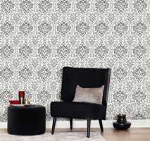 Fiona Home Non Woven inneholder design fra forskjellige stilhistoriske perioder.