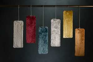 <b>MYK GLEDE:</b> Myke tepper i høstfarger, med litt attåt, gjør godt for sjela, øyet og føttene. Disse prøvene er fra kolleksjonen Atelje fra Golvabia.
