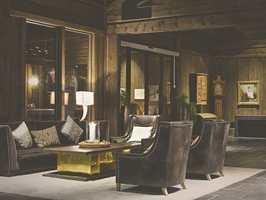 <b>VESTLIA RESORT:</b> Vi henter inspirasjon fra hotell som har hyggelig atmosfære, med interiør der vi kan synke ned og la øynene gli rolig rundt i rommet og nyte godt avstemte materialer og velvalgt dekor.