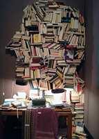 Kanskje en bokhylle for eksentrikeren eller oppfinneren?