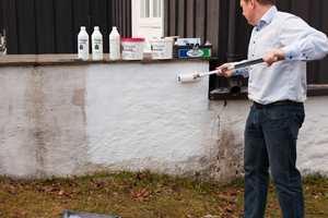 Alle murmalinger er vanntynnede og kan benyttes fra 0 °C.
