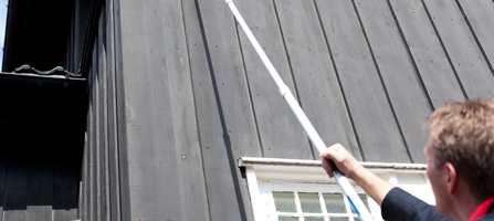 Visste du at hvorvidt du er høyre- eller venstrehendt bør virke inn for hvor du skal begynne å male huset?