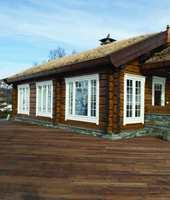 <b>GODT STELL:</b> Når hytta skal selges gjelder det å vise at du har tatt godt vare på den.