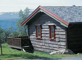 Må jeg vaske hytta før vi beiser? Den ligger på fjellet, langt ut på vidda, og vi har jo ikke innlagt vann!