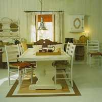 Etter, alternativ 3: Lett naturromantikk med lasur og dekor.