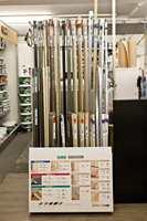 IBG er landets mest komplette leverandør av lister, maskiner og utstyr for gulvleggeren.