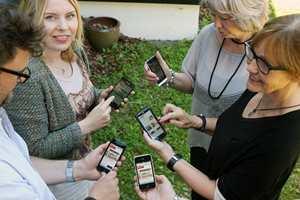 ifi.no er fornøyd med å ha fått opp en mer leservennlig løsning for smarttelefoner.
