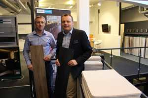 Foreløpig er Ehrenborgs Norgeskontor på Skøyen i Oslo bemannet av daglig leder Carsten Wind og selger Kenneth Lundsberg.