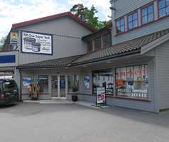 <b>BEST I KLASSEN:</b> Stormo ble kåret til den beste butikken i Nordsjö Idé og Design for 2015.