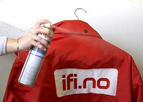 Imprenex kan brukes på en rekke tekstiler.