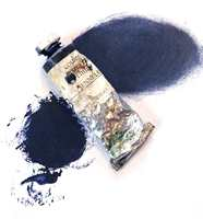 Den spesielle blåfarge - indigo.