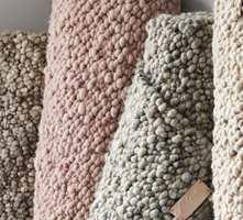Alpen er håndvevde tepper fra InHouse Group.