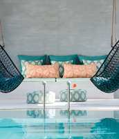 Har du utendørstekstiler, kan du være trygg på at putene tåler både sol og vannsprut. Med kolleksjonen Inside Out fra Green Apple kan du skape den atmosfæren du selv ønsker.