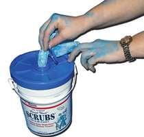 Malingssøl på hender og uttørket hud på grunn av white spirit er ikke lenger et problem. Disse våtserviettene fjerner både ny og gammel maling, de lukter godt og holder huden myk og fin!
