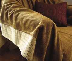 Ekteparet ville gjerne beholde stolen i entreen fordi den er praktisk