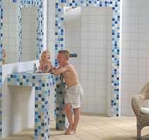 Ha et rent bad hvor store og små trives!