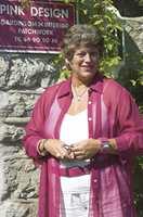 Tekstildesigner og sydame Anne Bakken Sandtveit