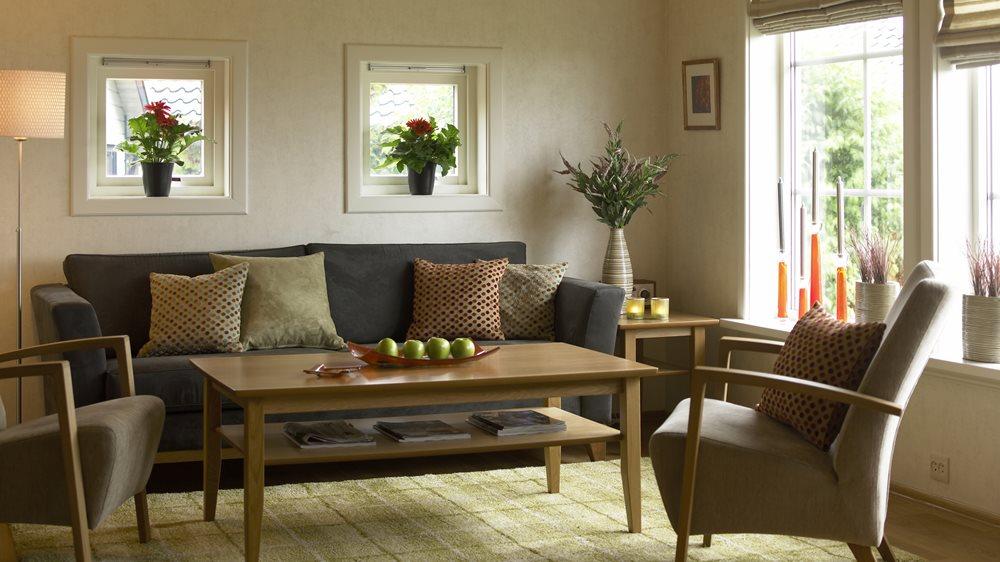Helt nye Drømmebolig på 1-2-3 - Hele hus, leiligheter og hytter - ifi.no ID-94