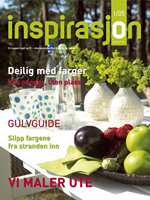 100 sider med råd og tips til store og små forandringer i hjemmet.<br/><a href='https://www.ifi.no//fasit-inspirasjon-1-051'>Klikk her for å åpne artikkelen: Fasit Inspirasjon 1/05</a>
