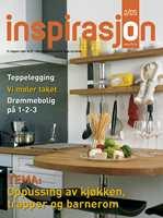 100 sider med råd og tips til store og små forandringer i hjemmet<br/><a href='https://www.ifi.no//fasit-inspirasjon-2-05'>Klikk her for å åpne artikkelen: Fasit Inspirasjon 2/05</a><br/>Foto: Linda Bråthen