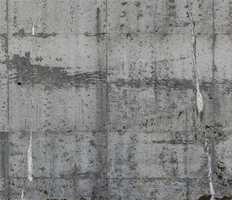 Fototapet av betong fra Inspirasjon Interiør.
