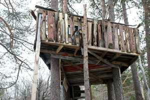 Dette er også Richard sin hytte. Han er nå gjesteblogger for Bergene Holm.