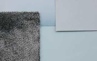 <b>KONTRASTER:</b> Overflaten på materialer appellerer til sansene våre, og opplevelsene er forskjellige om flaten er blank eller matt, slett eller taktil.