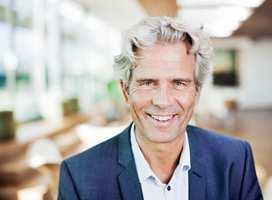 Jon Sandnes er administrerende direktør i Byggenæringens Landsforening.