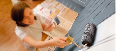 Maling påføres raskest og best med rull. Å velge riktig type rull er viktig for å oppnå det ønskede resultatet. En tydelig fargekoding etter underlag samt tre kvalitetsnivåer, skal nå gjøre det enklere unngå feil ved malearbeider.