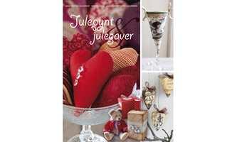 I boken Julepynt og julegaver får man inspirasjon til å skape egen julepynt, julegaver og noe som smaker...