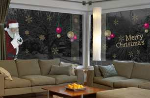 En nisse i vinduet til jul?