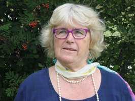 Karin Fridell Anter er arkitekt SAR/MSA, PhD, Docent og en av nordens fremste fargeeksperter. (Foto: Marina Weilguni)