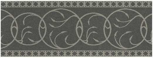 Franka er en wiltonvevet løper med klassisk mønster.