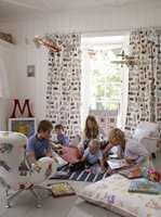 Tekstilnyhetene appellerer til barn i alle aldre.