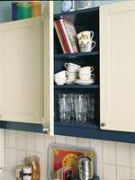 Grunnleggende regler for maling gjelder imidlertid også for kjøkkenet, uansett hva som skal males; underlaget må være rent, tørt og fast.