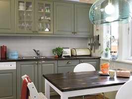 I faghandelen finner du også en lang rekke produkter som er bra å ha for hånden på kjøkkenet.