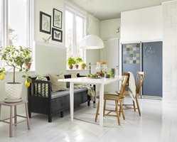<b>RIMELIG:</b> Kjøkkenet er et viktig rom. Heldigvis er det ikke så mye som skal til for å løfte det til nye høyder. (Foto: Beckers)