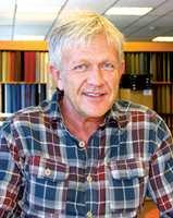 Erik Utne, egeteppers representant i Oslo-området forteller at kundene står i kø om dagen.