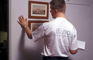 Gjør en skriftlig avtale med håndverkeren før arbeidet starter.