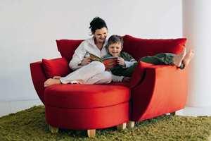 Aller mest ønsker kvinner seg estetiske, stilige møbler til hjemmet.