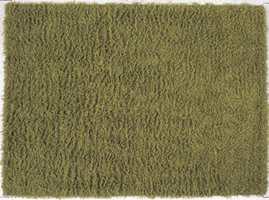 Lavfloss lin, farge Green fra Gulvex