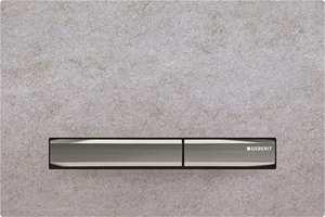 Den betongfargede versjonen av Sigma50 er både stilren og vakker.