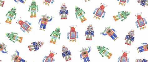 Robot & Friends
