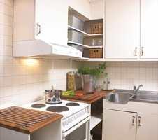 Alle kjøkken kan males.